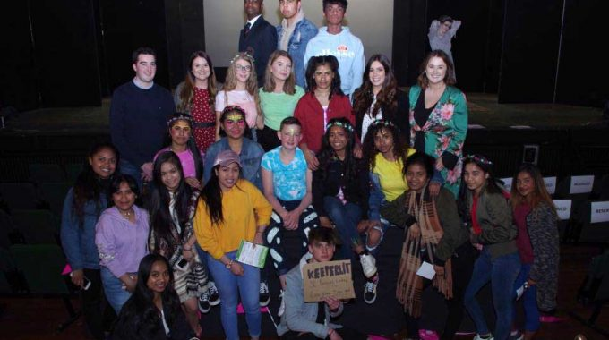 'No Limit's Got Talent' Fashion Show