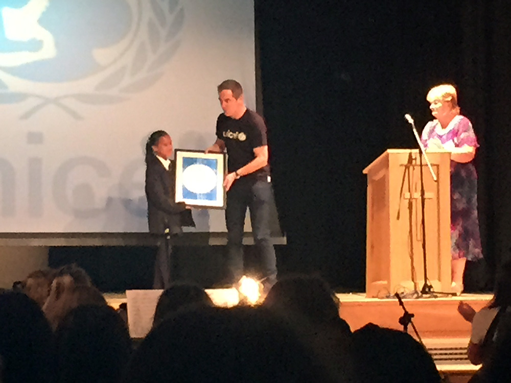 Rights Respecting Schools Award