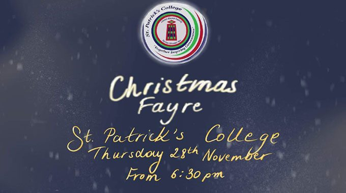 Christmas Fayre @ St. Patrick's College