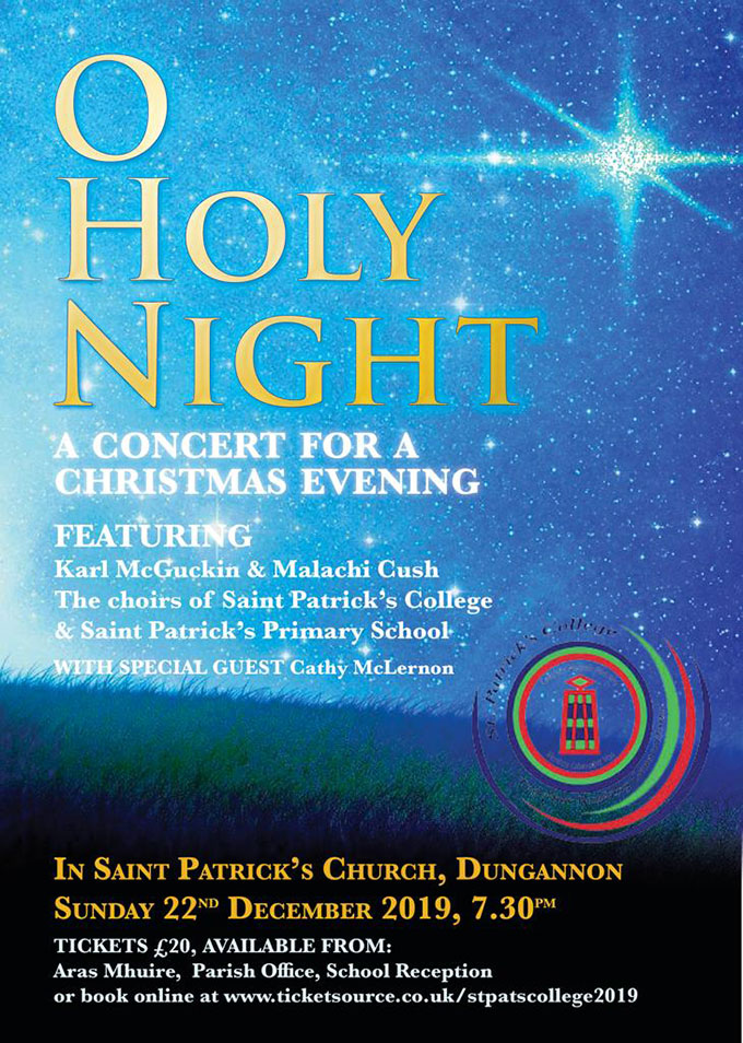 0 Holy Night A Concert for a Christmas Evening