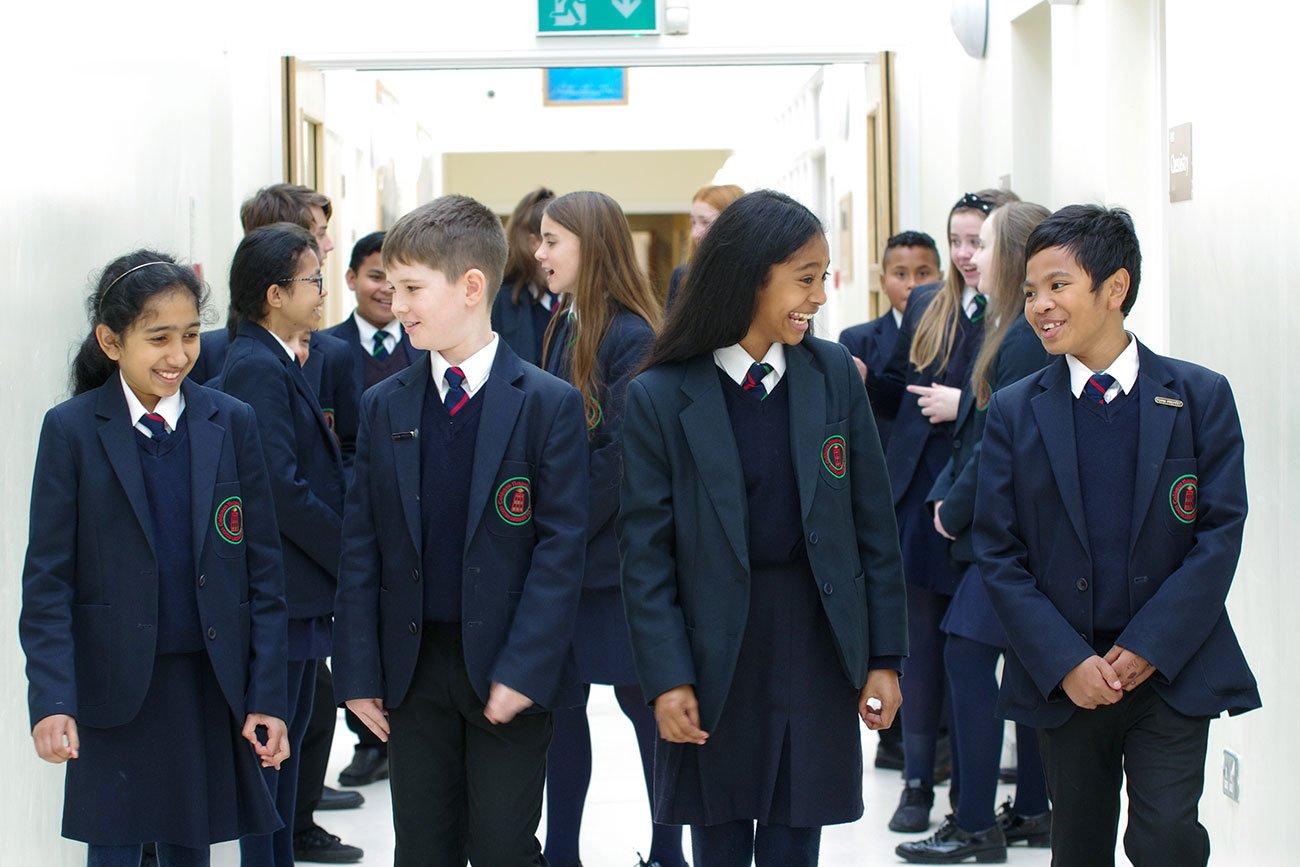 St Patrick's College Dungannon